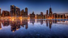 Gorgeous HDR City Wallpaper 38128