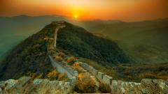 Great Wall of China Wallpaper 36531
