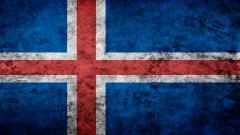 Iceland Flag Wallpaper 36461
