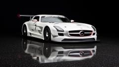Mercedes SLS 36504