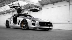 Mercedes SLS 36510