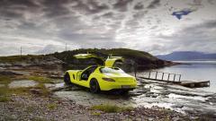 Mercedes SLS Background 36515