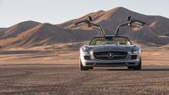 Mercedes SLS Pictures 36505