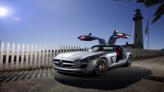 Mercedes SLS Wallpaper 36503