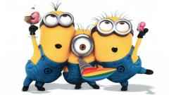 Minion Wallpaper 7680