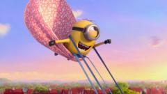 Minion Wallpaper 7682