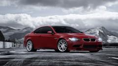 Red BMW 3 Series Wallpaper 44672