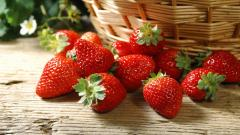 Strawberries Background 38833