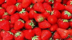 Strawberries Wallpaper 38828