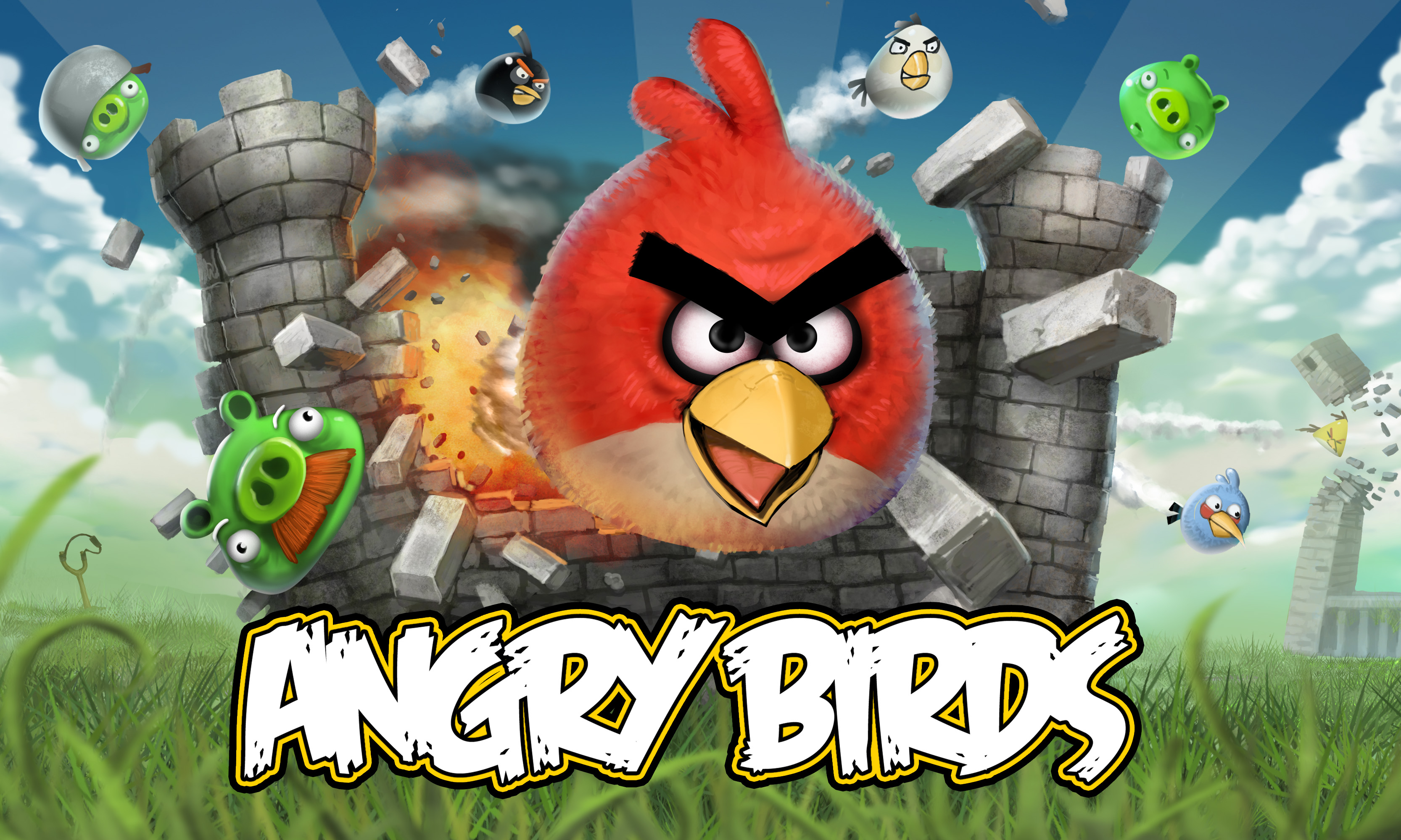 angry birds wallpaper 13215
