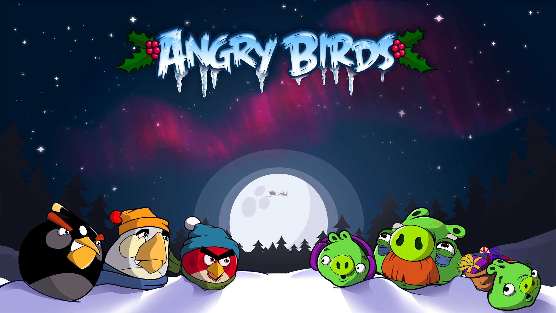 angry birds wallpaper 13223
