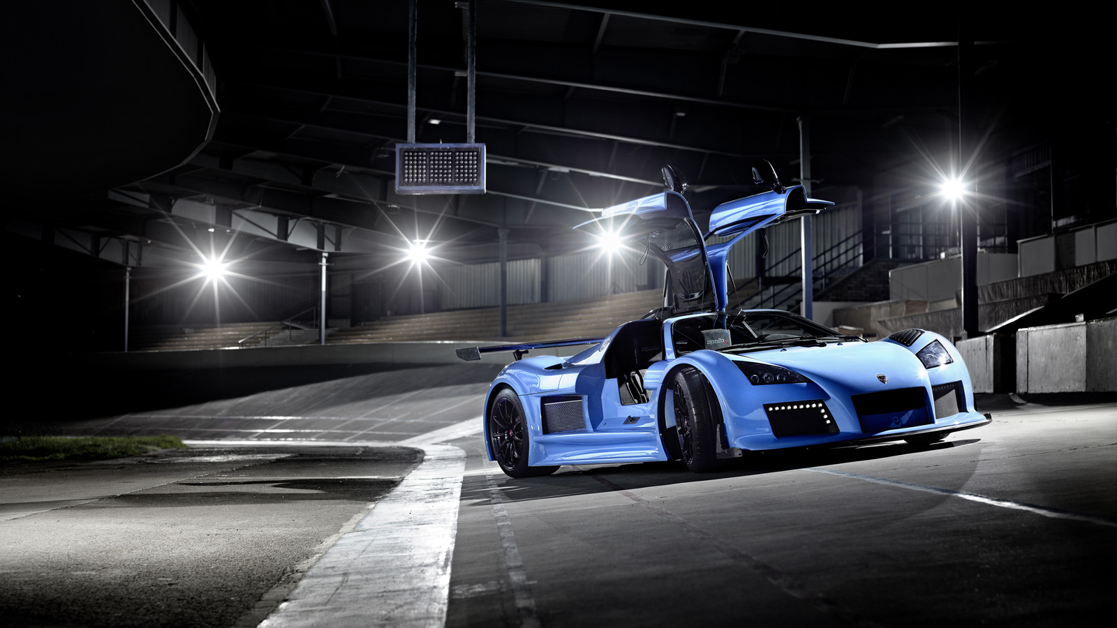 awesome gumpert apollo wallpaper 45013