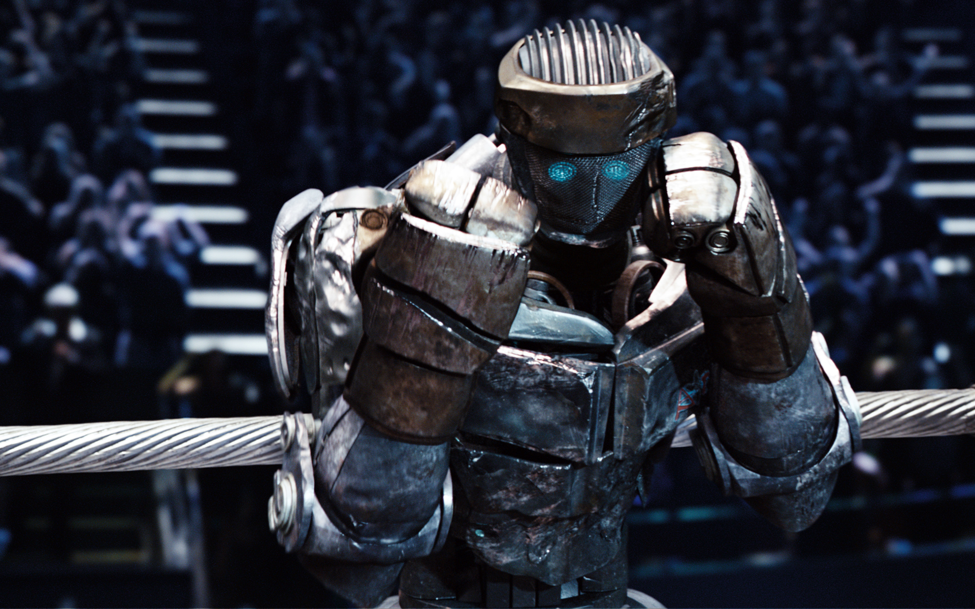 awesome real steel wallpaper 30612