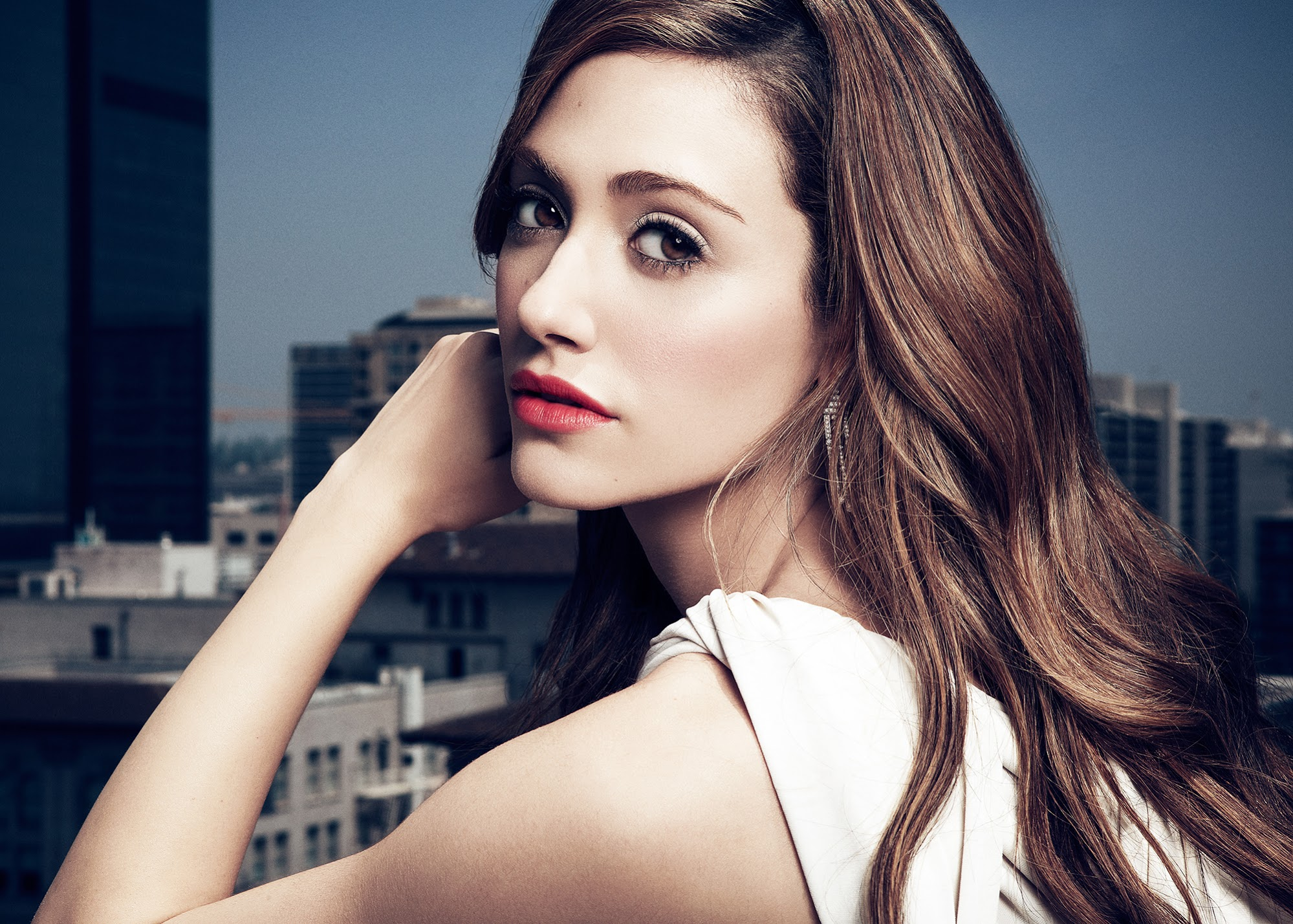 beautiful emmy rossum 25922