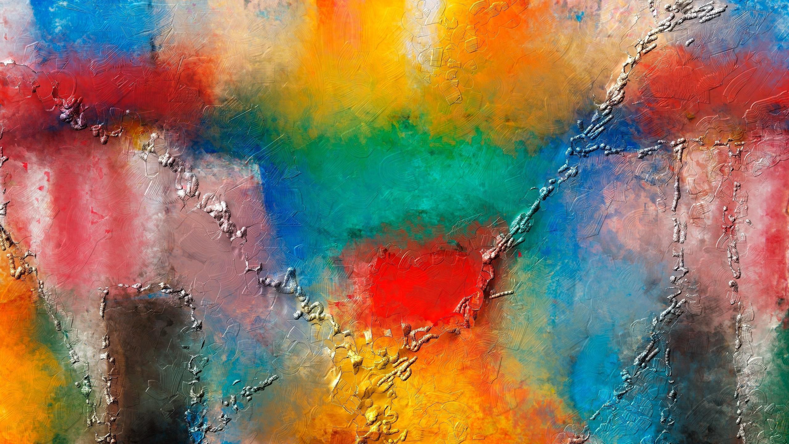 colorful palette wallpaper 45019