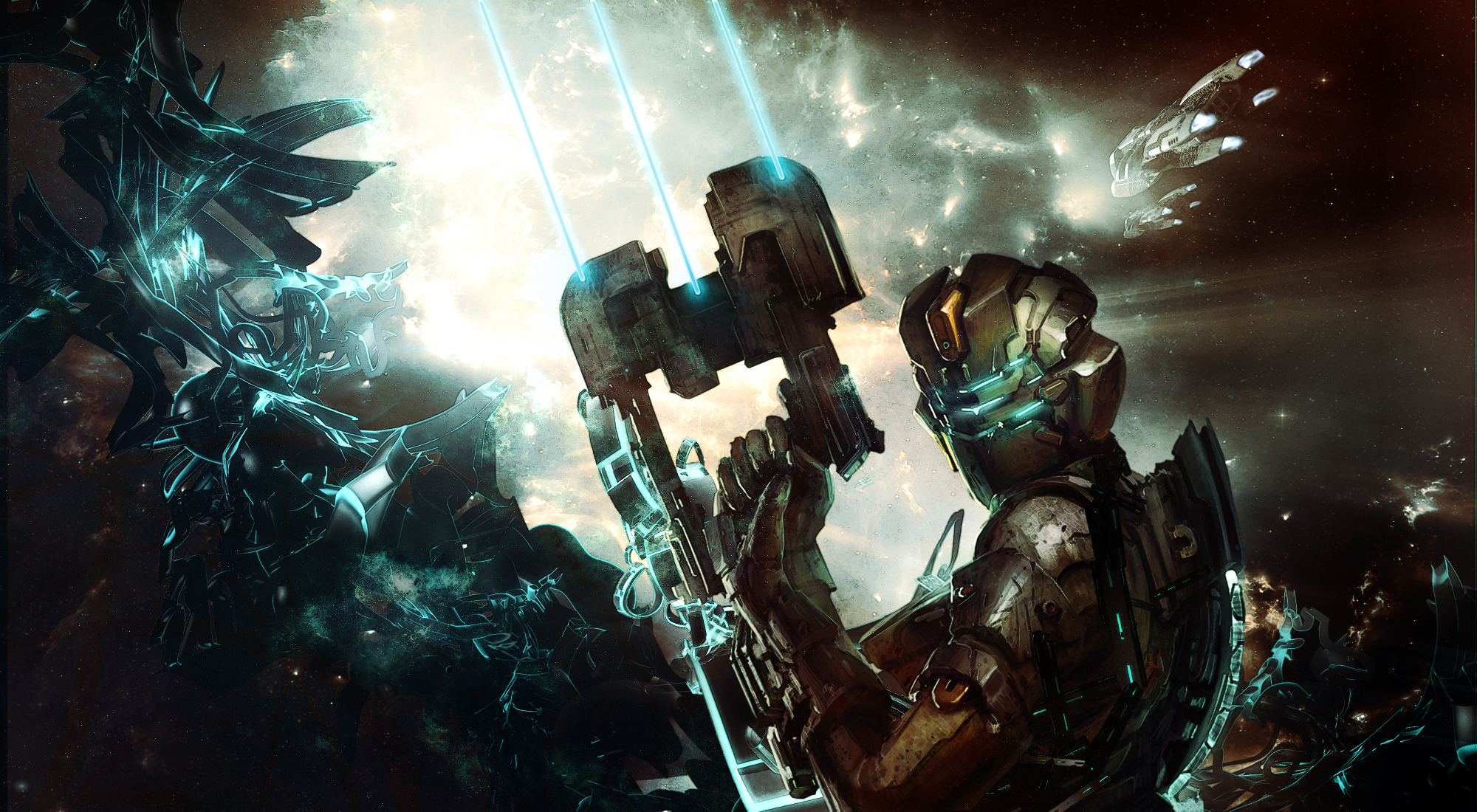 dead space wallpaper 4323