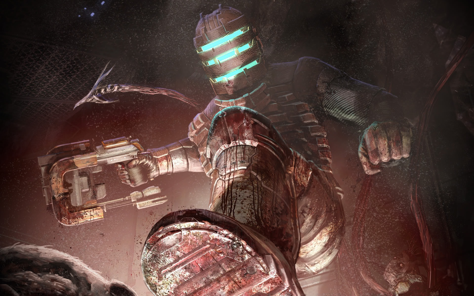 dead space wallpaper 4334