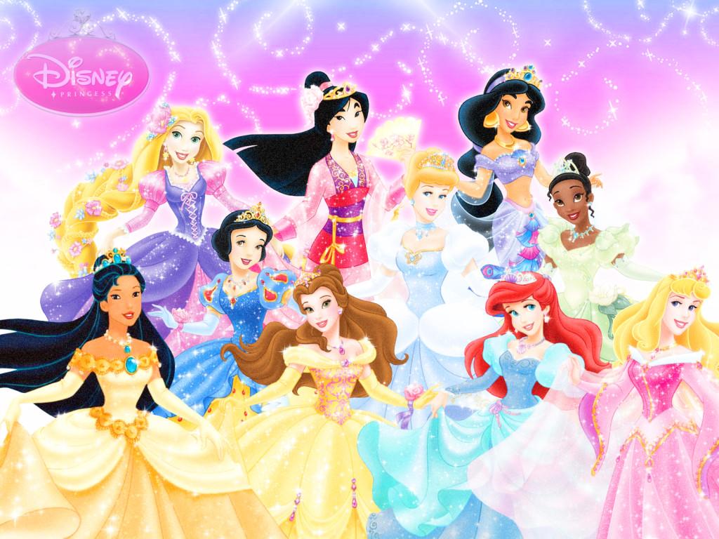 disney princess wallpaper 15941 1024x768 px