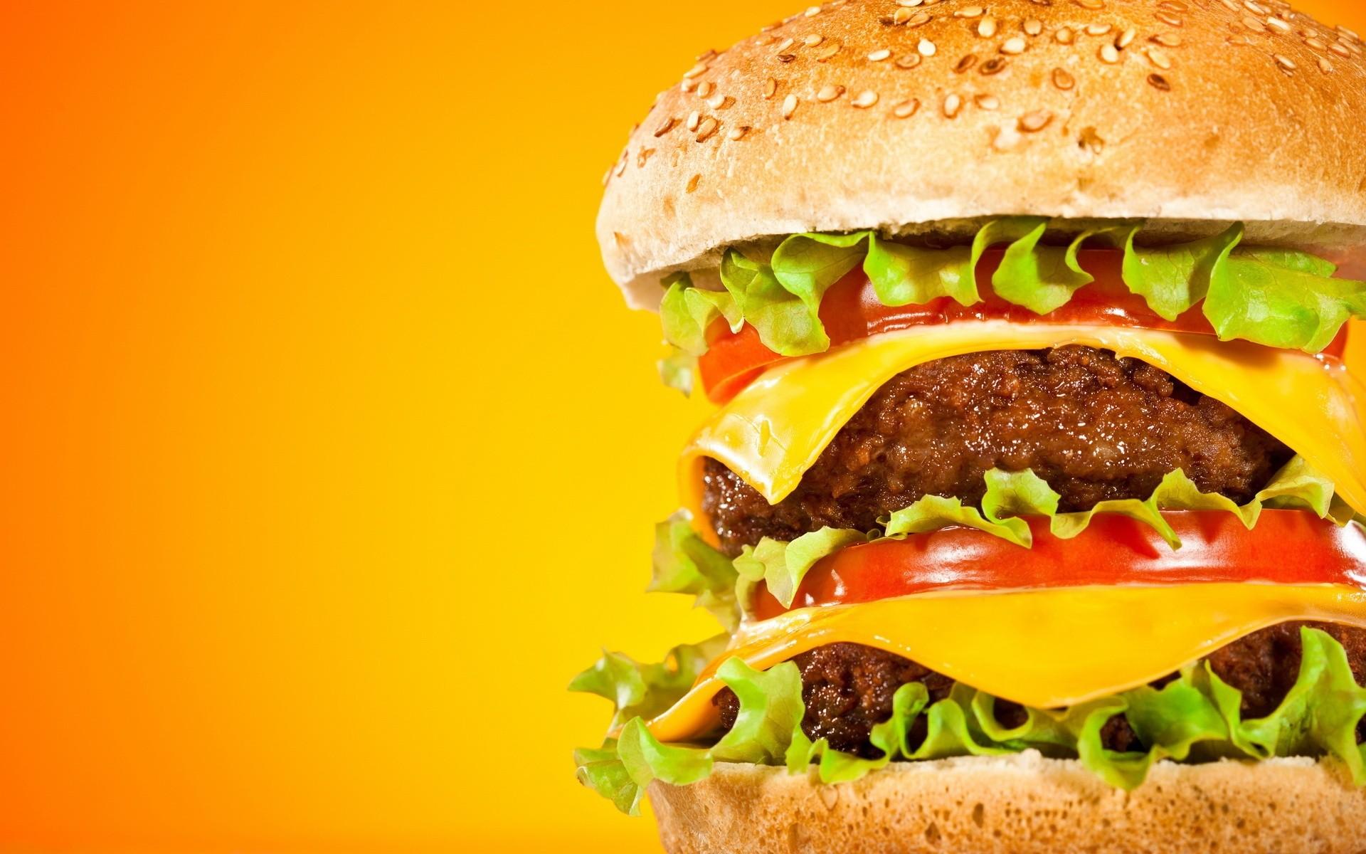 fantastic hamburger wallpaper 42077