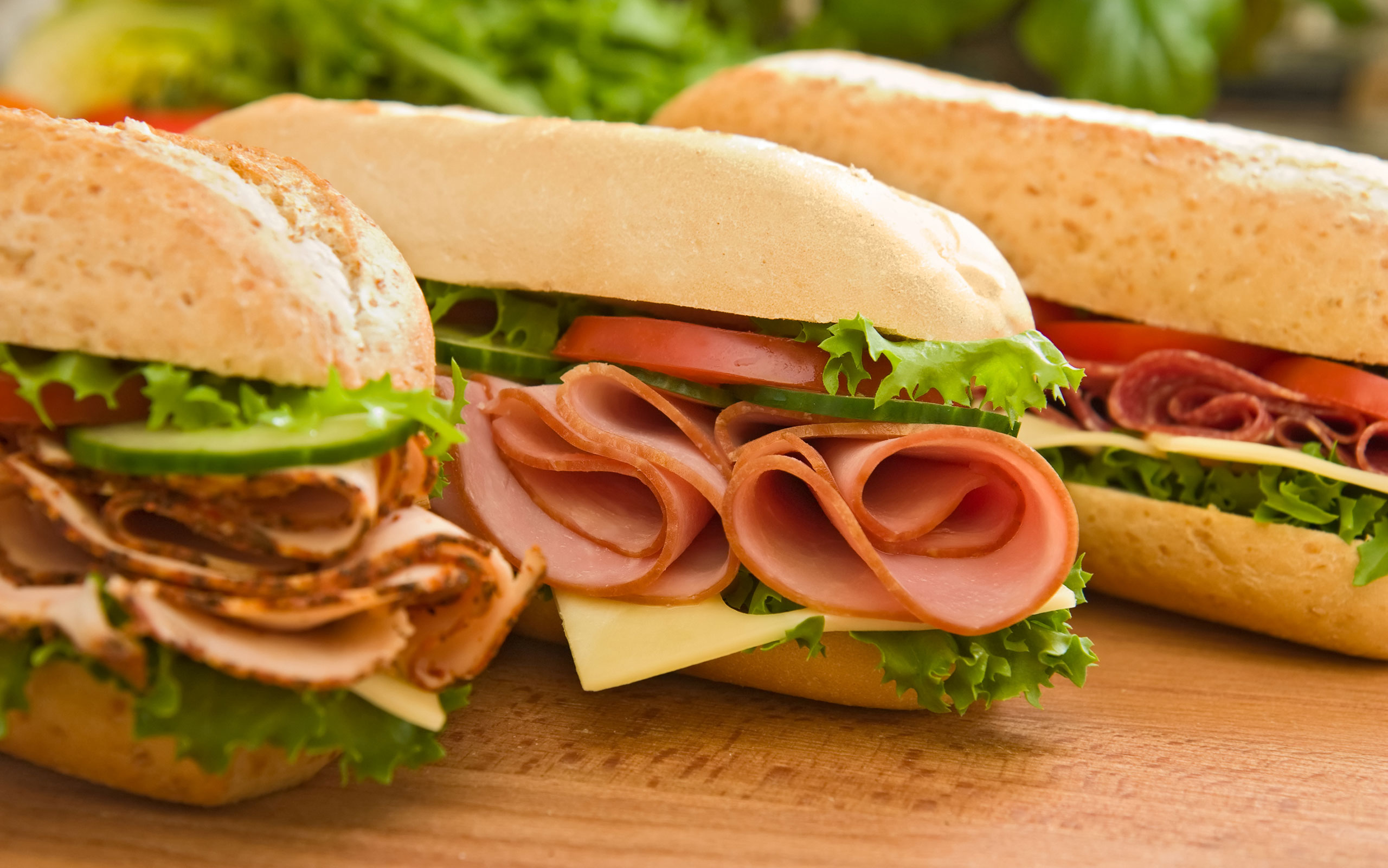 fantastic sandwiches wallpaper 43061