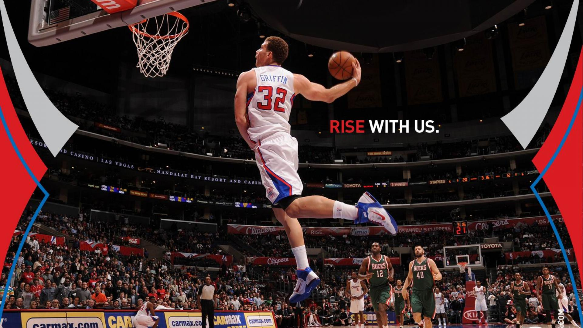 free blake griffin wallpaper 17124
