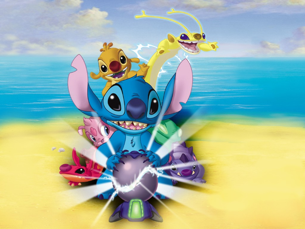 Free lilo and stitch wallpaper  px