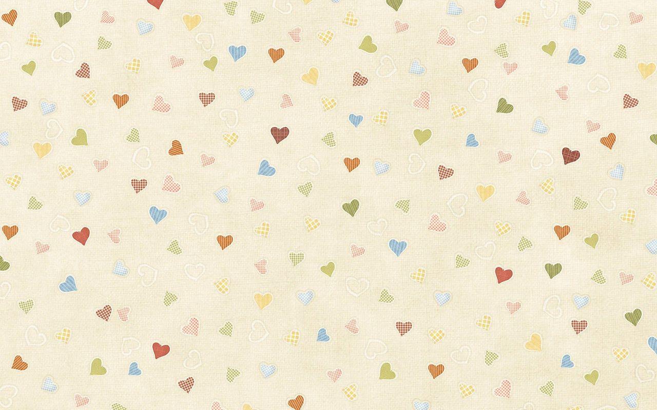 Heart Pattern Wallpaper 41520 1280x800 px ~ HDWallSource.com