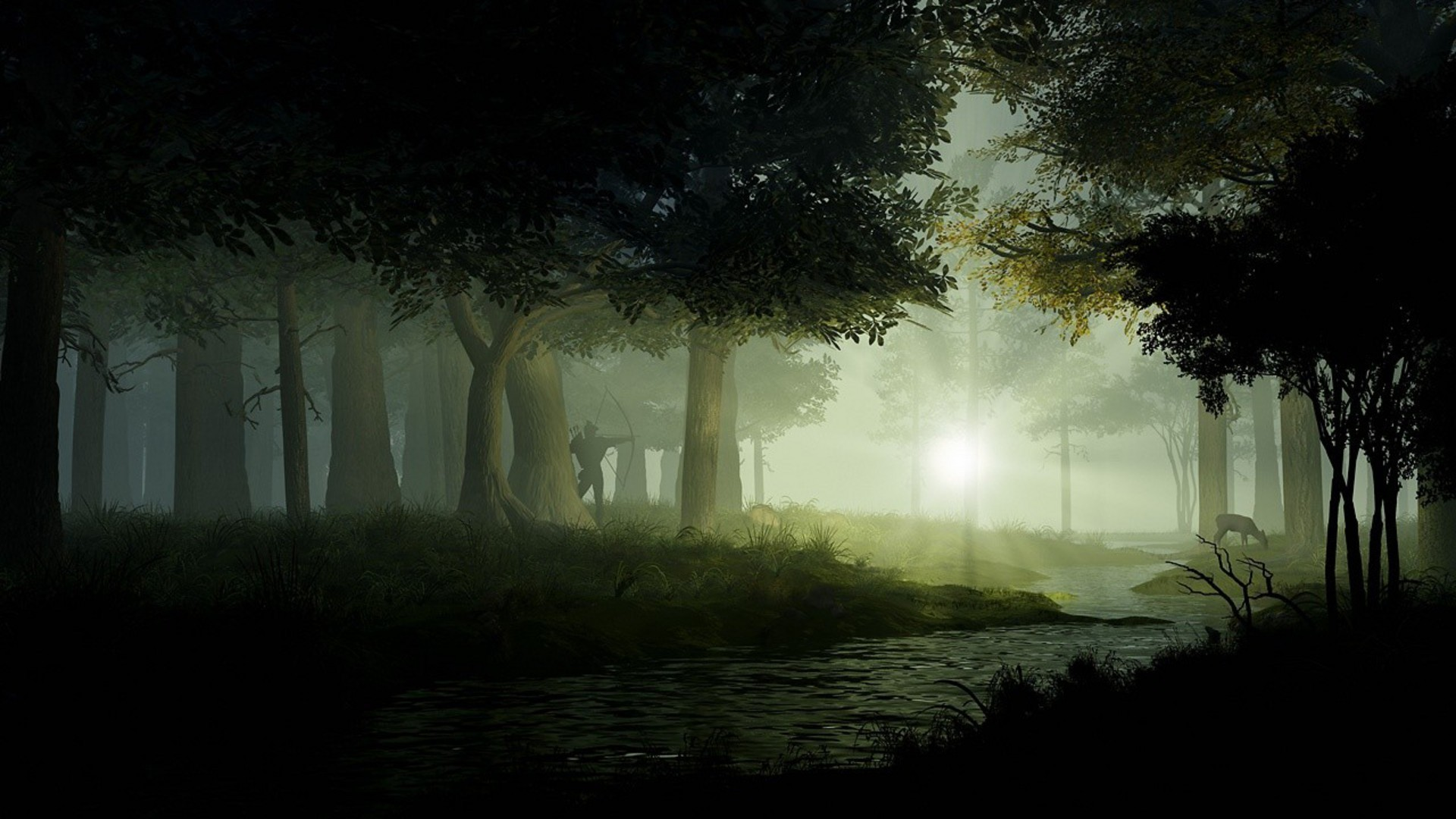 hunting grounds hd wallpaper - photo #38