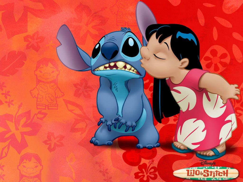 Lilo And Stitch Wallpaper 23964 1024x768px