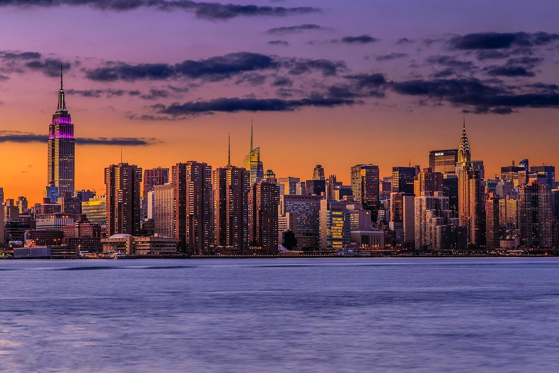 city sunset wallpaper 7106 - photo #1