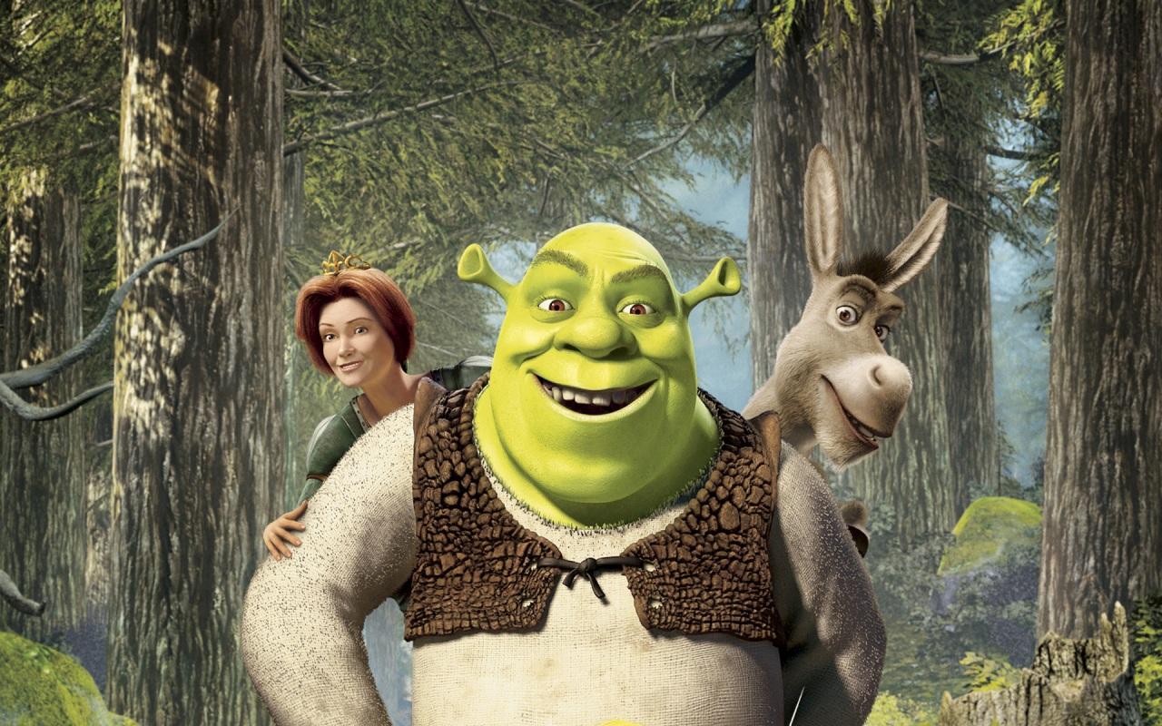 Shrek Wallpaper 15231 1280x800 Px HDWallSource