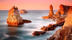 Amazing Beach Rocks Wallpaper 34583
