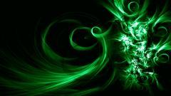Amazing Green Wallpaper 17335