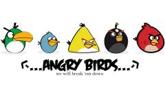 Angry Birds Wallpaper 13218