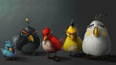 Angry Birds Wallpaper 13225
