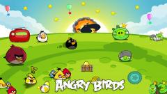 Angry Birds Wallpaper 13226