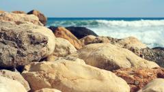 Beach Rocks 34590