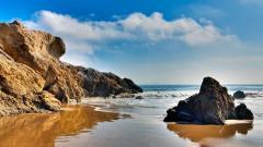 Beach Rocks 34596