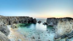 Beach Rocks Wallpaper 34594