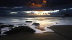 Beach Rocks Wallpapers 34589