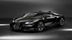 Black Bugatti Wallpaper 44195