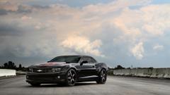 Black Camaro Wallpaper 37720