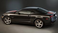 Black Camaro Wallpaper 37721