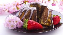 Cake Frosting Wallpaper 43576