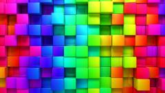 Colorful 3D Background 18959