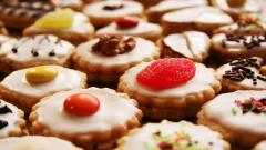 Cookie Frosting Wallpaper 43581