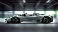 Fantastic Porsche 918 Spyder Wallpaper 43904