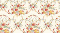Flower Pattern Wallpaper 18971