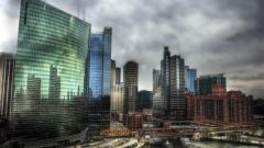 HDR City Wallpaper 38133