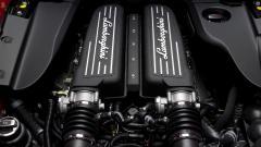 Lamborghini Car Engine Wallpaper 44989